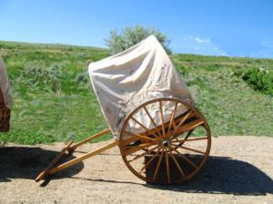 Handcart Covered